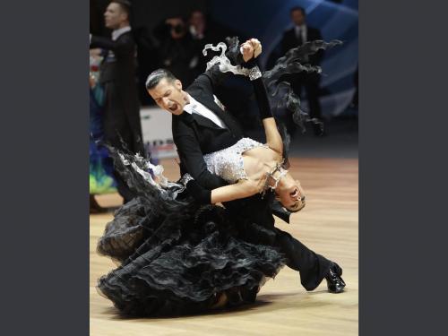 25° Grand Prix di Merano – Danza sportiva